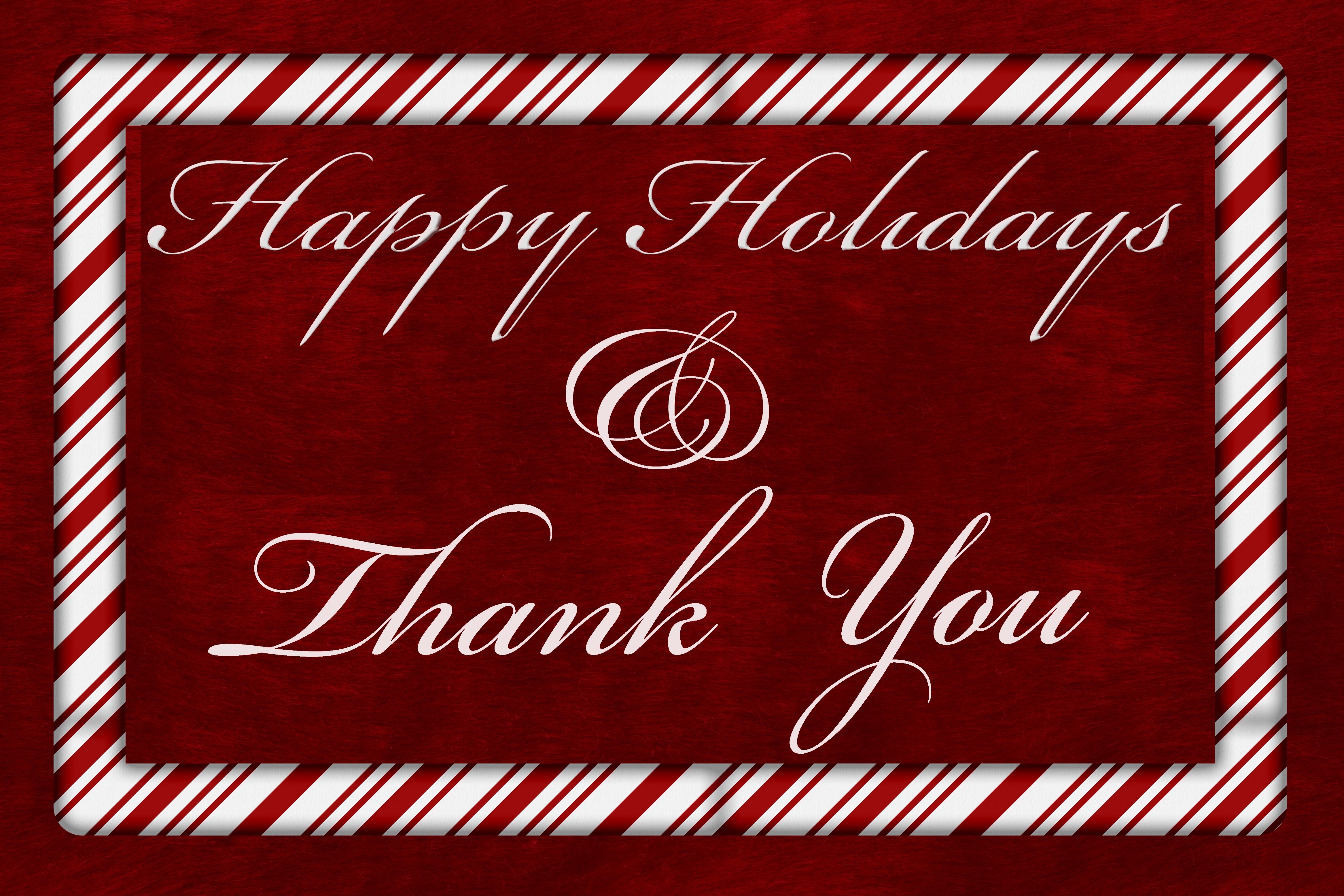 Happy Holidays And Thanks To All >> Happy Holidays Thank You Everyone Crowdfundinglegalhub Com