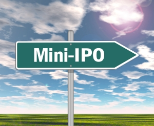 Mini IPO