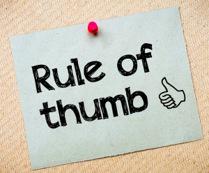 Rule Thumb