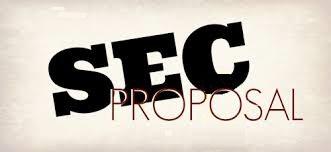 SEC Proposal
